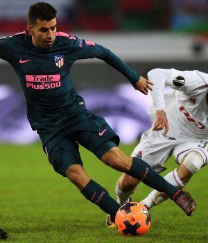 Lluvia de goles argentos en la Europa League