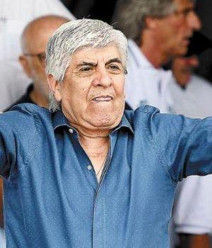 Hugo Moyano votará a Cristina Kirchner si puede